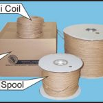 Paper/Fiber Rush Mini Coil/Bulk Coil/Reel/Spool